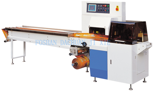 DF-450WX popsicles packaging machine