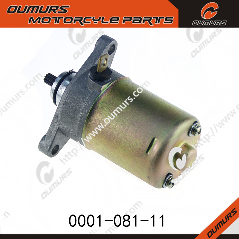 for Scooter KEEWAY GY6 50 motorcycle starter motor for sale starter motor