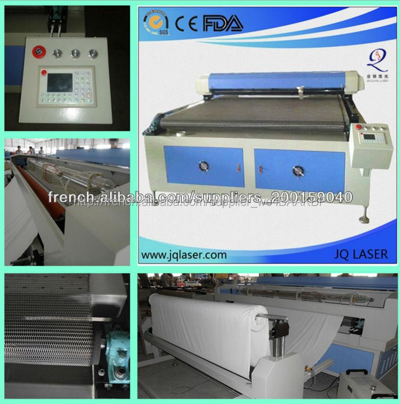 1830 1630 large machine laser decouper vetement couper textile auromatiquement. Black Bedroom Furniture Sets. Home Design Ideas