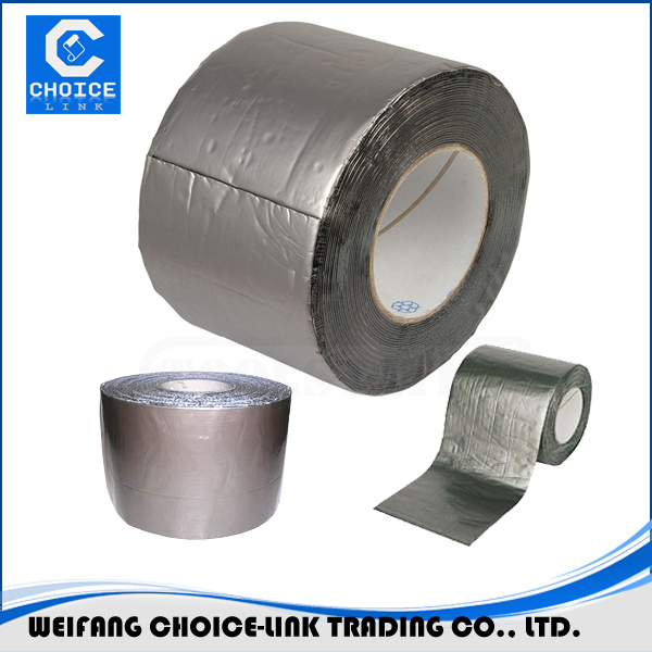 BEST SALES Flashing Tape Flash Band Roofing Repair Self Adhesive Tape Roll  Lead Bitumen 10m