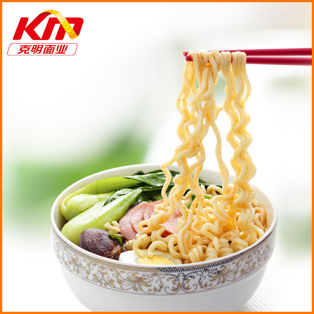 Non fried Low fat instant noodles best food for weight loss