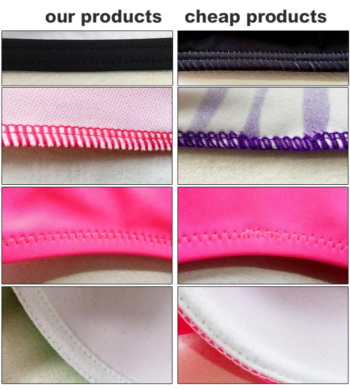 Long Sleeve Custom Children Muslim Swimwear High Neck for Wholesale