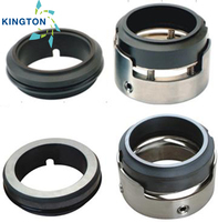 Pump parts Burgmann H7N NBR mechanical seal for water pump