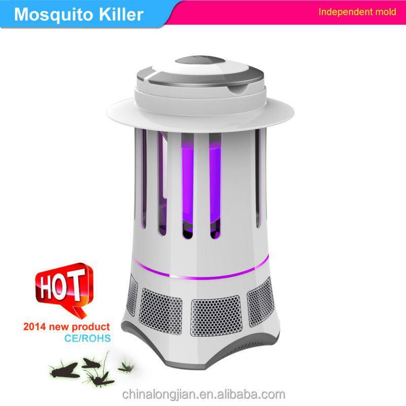 UV purple Luz elétrica Bug Pest Assassino/mosquito Fly insect Armadilha/Indoor & Outdoor