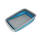 Beaverve Collapsible Tub - Foldable Dish Tub Pop Up Portable Wash Basin, Space Saving Round Lightweight Collapsible Tub