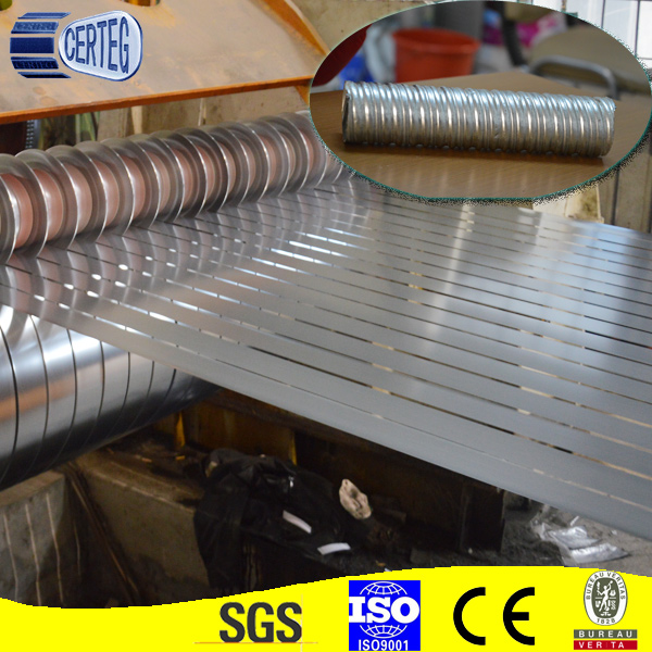 gi steel strapping manufacturers/ galvanized steel supplier