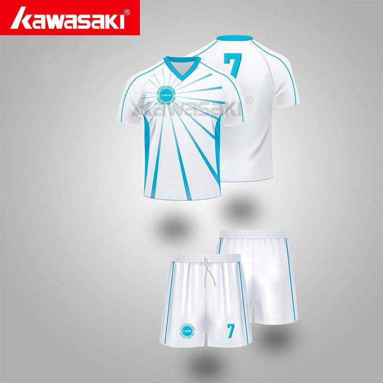group sportswear soccer kit kawasaki custom made professional soccer kit