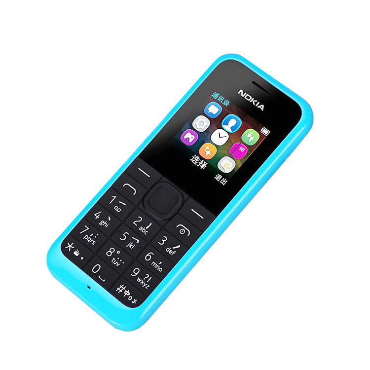 105 cheap Mobile Phone and CellPhone America Version mobile phone for Nokia 105