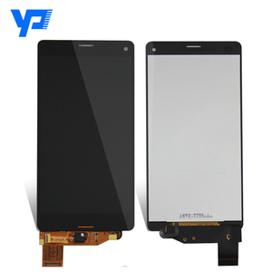 Original for sony z3 mini lcd,low price for sony z3 mini compact lcd screen 100% test, mobile phone lcd for sony z3 compact