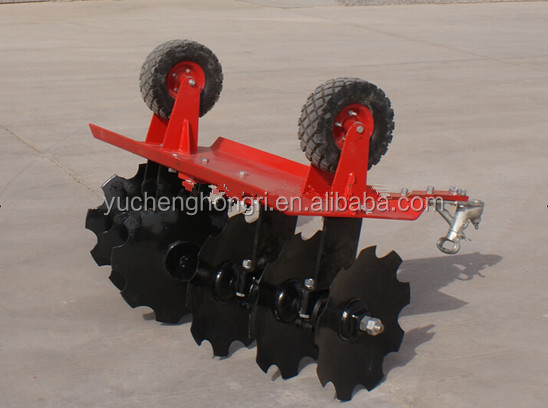 Agricultural Tool Garden Tractor Atv Disc Harrow For Sale Buy