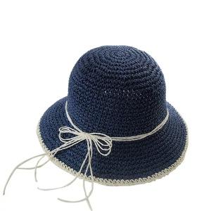 3e85dffe0 2019 New Sun Protection Visor Lafite Straw Hat Big Brim Lady Beach Straw  Hat Sun Hat