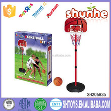 Outdoor indoor plastic basketball stand sport toys