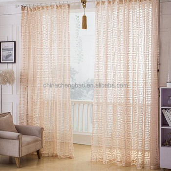 Lace Pleated Window Sheer Curtain For Living Room Buy Lace Pleated Window Blinds Window Blinds