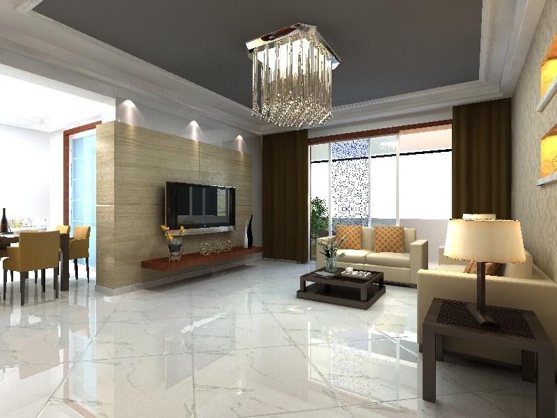 Pavimento Bianco Lucido Prezzo : Hs gn lucido cemento bianco onda ceramica pavimento di