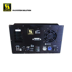 2 Channel Digital Active Speaker Amplifier Module
