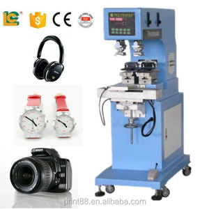 Digital tampo printing machine/pad printing for watch dial/plastic printing