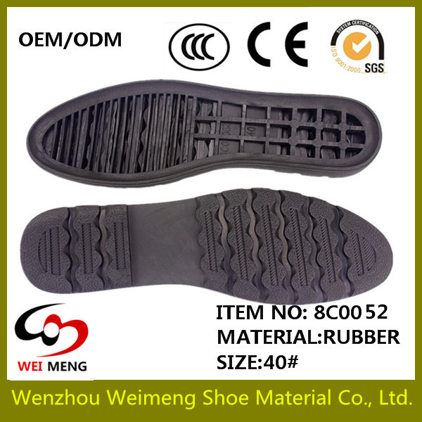 Durable Men Shoes Rubber Soles Outsoles For India Basketball Shoes