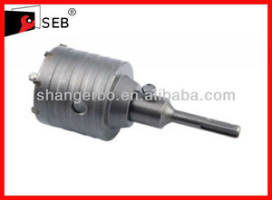 SDS PLUS Hollow electric hammer drill bits