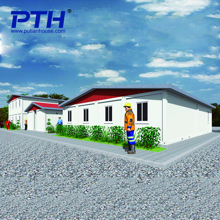 prefabricated houses container house of toilet/ bathroom design