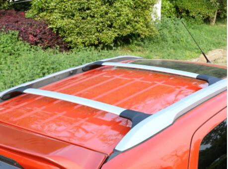 automobile 2 p barres de toit bo tes en alliage d 39 aluminium d 39 origine traverses de galerie. Black Bedroom Furniture Sets. Home Design Ideas