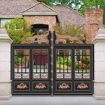 main gate and fence wall designmain gate and fence wall design