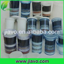 ABS & activated carbon cheap alkaline water cartridge, OEM is availiable