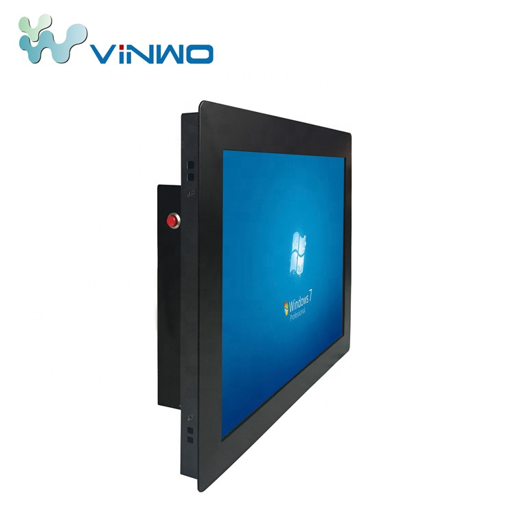 Factory price industrial all-in-one panel pc, 15 inch all in one <strong>computer</strong>
