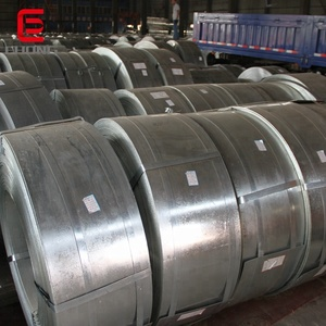 Q195 Galvanized Cold Rolled Steel Strip Coil Price