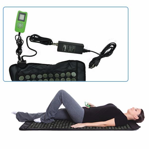 Nuru rodillo relaxor tempurpedic Calefacción de cuerpo completo ...