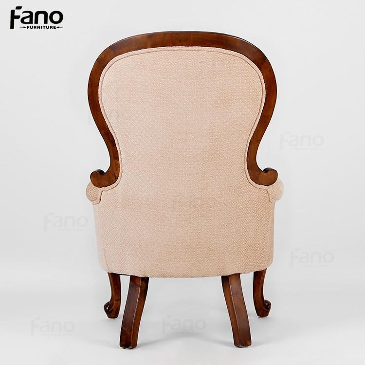 Sofa Möbel Phantasie Französisch Stil Sessel Luxus Hochzeit Stoff Dekoration  Stuhl Freizeit Sofa Stuhl