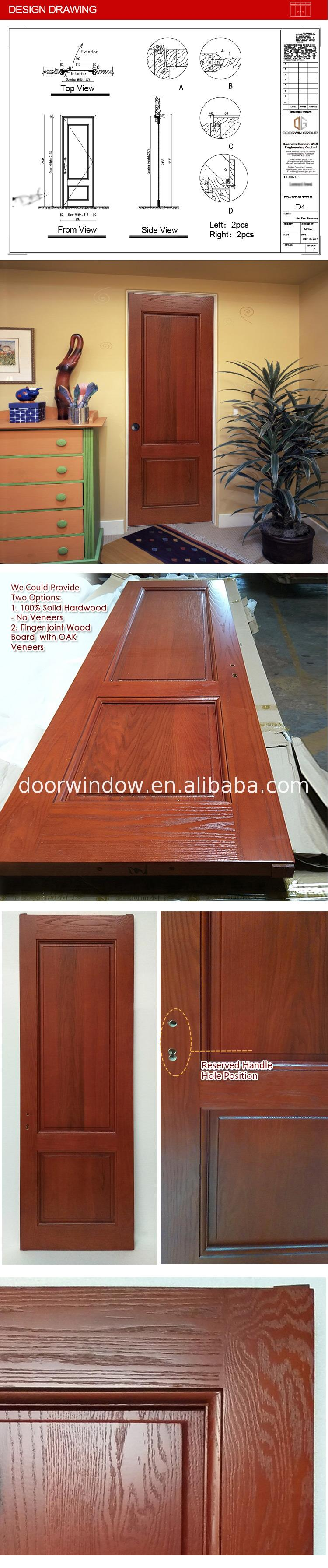 Wooden sash profiles for doors and windows arc interiors wood entry image