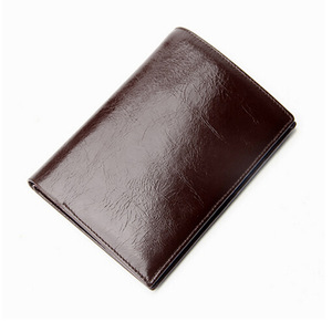 Free Shipping 2018 New Fashion Genuine + PU Leather euro coin holder mens card elegance wallet