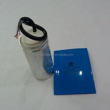 800uf 250v CD60 non polarity aluminum electrolytic motor start capacitor