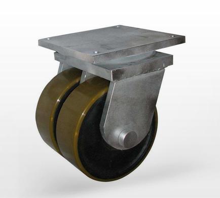 Prix usine en gros Haute Qualité Extra-Robuste 10/12 Pouces chariot roulettes et roulettes pp Pivotant Roulette Pivotante