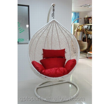 Patio Swings Indoor Outdoor Furniture Rattan Swing Chair Garden Rattan Nest  Swing Garden Rattan Living Room
