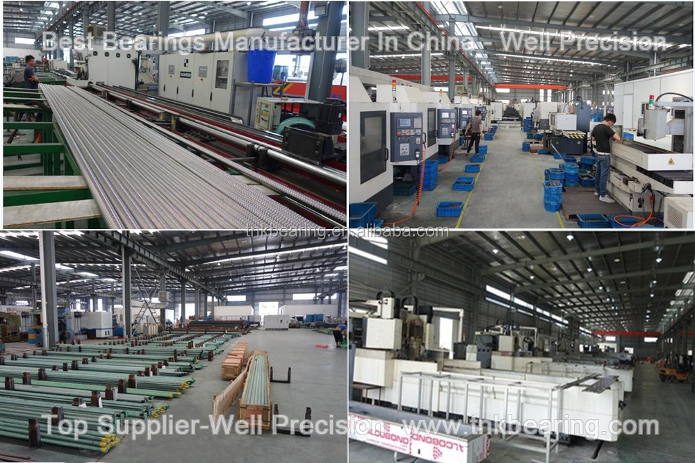 Cheap price China Professional manufacturer of smooth linear rail