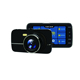 4 inch Touch screen car dash cam with dual lens and motion detection