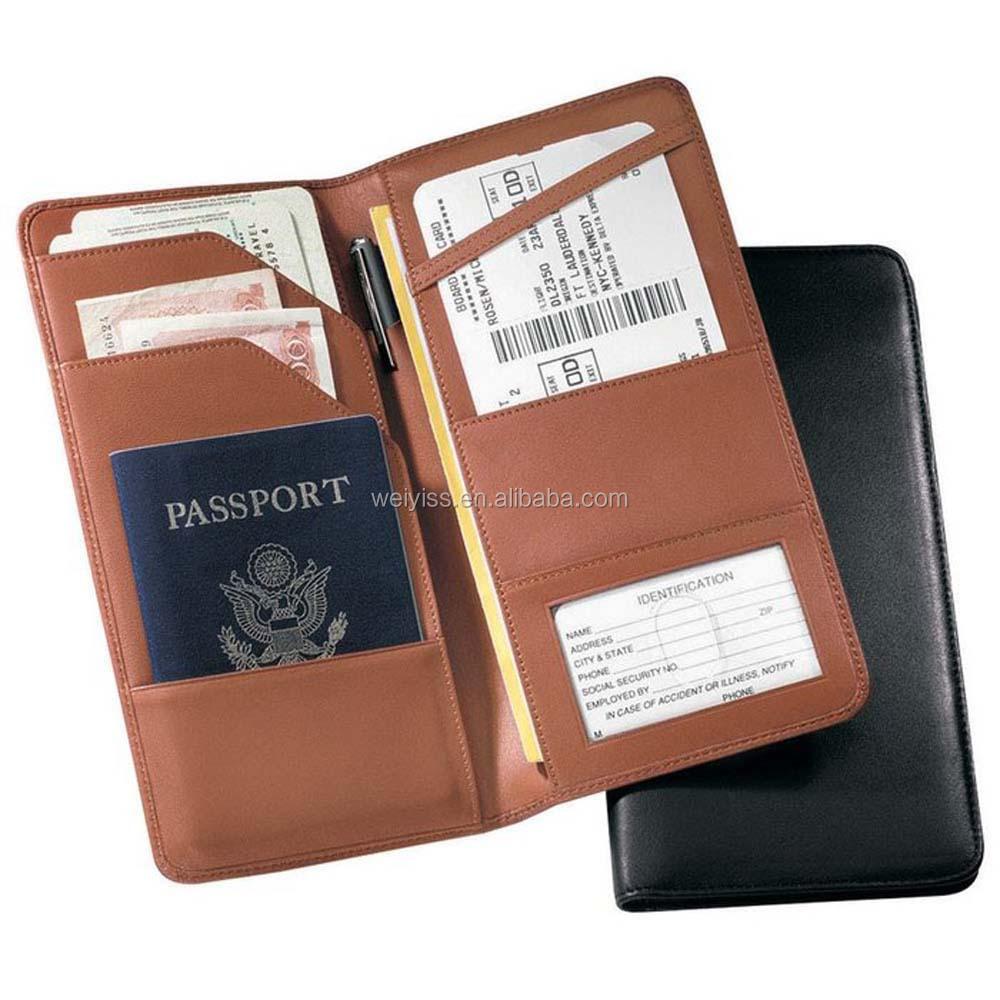 0344787c6c8c Popular Pvc Leather Travel Wallet Passport Holder Custom Passport Holder -  Buy Custom Passport Holder,Pvc Passport Holder,Travel Wallet Passport ...
