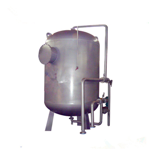 2019 cheap price Manufacturer of sand active carbon filter for Oil water separation