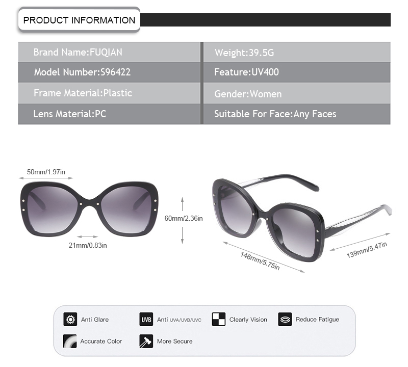 Fuqian what are polarised glasses manufacturers for women-7