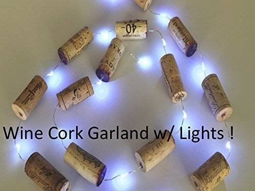 Christmas Garland, Wine Cork Garland, Christmas Lights, Christmas  Decoration, Wine Gift, - Cheap Garland Style Christmas Lights, Find Garland Style Christmas