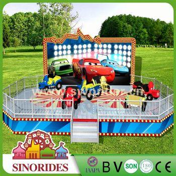 pretty magic car kiddie rides children park toys crazy car. Black Bedroom Furniture Sets. Home Design Ideas