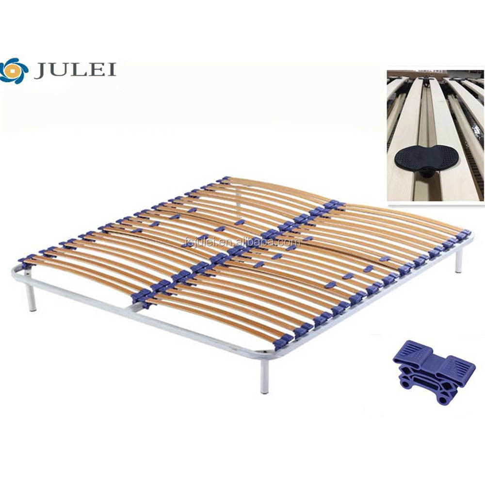 High Quality Queen Size Flat Bed Frame Furniture