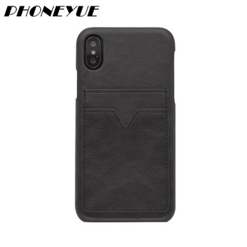 finest selection b3bcb bc4bf 2018 For Amazon Ebay Selling Card Slot Holder Pu Leather Back Cover Phone  Case For Iphone 7/7 Plus/8/8 Plus/x - Buy Phone Case Card Holder For Iphone  ...