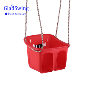 plastic baby swing chair