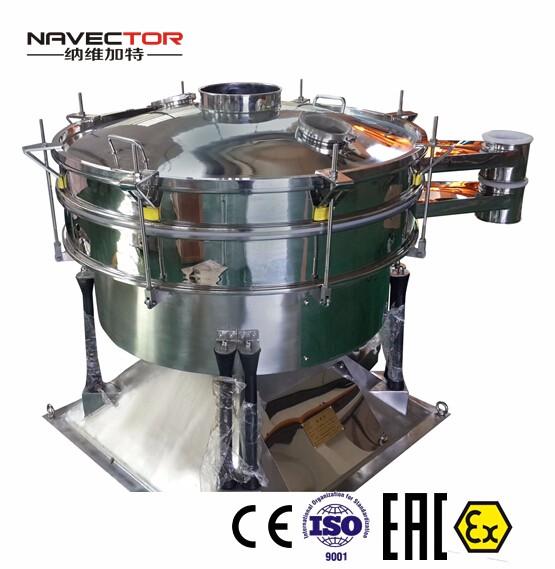 Industrial Mining Powder Circular Vibratory Screener Tumbler Screener Price  - Buy Tumbler Screener,Powder Tumbler Screener,Circular Powder Tumbler