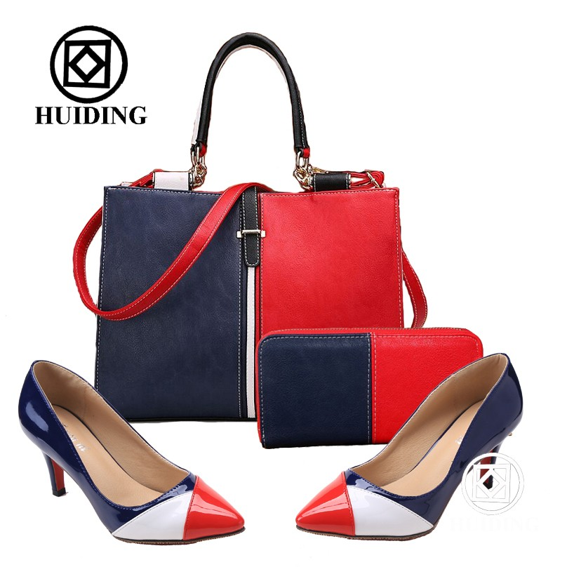2016 Bag And Shoe Set Designer Shoes And Bags To Match Oem ...