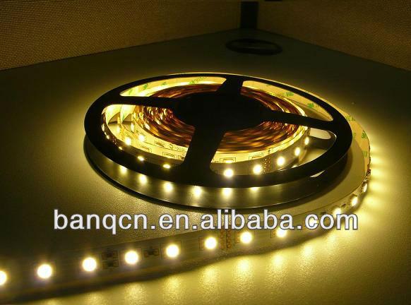 Banq 14.4w/m 60leds/m Smd 5050 5000k 5050 Smd Led Strip Light ...