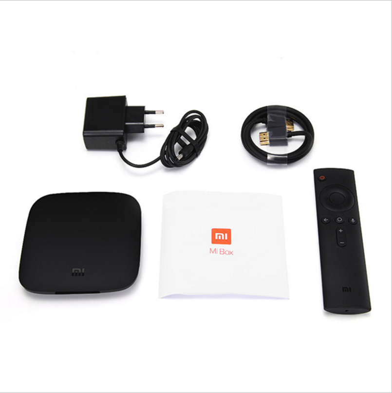 Preço mais barato Xiaomi MI 1 Porta Mágica Desi Internet Set Top Árabe Ip Tv Box