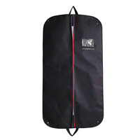 New design popular non woven quilted fabric garment suit recycled fabric mens suit bag